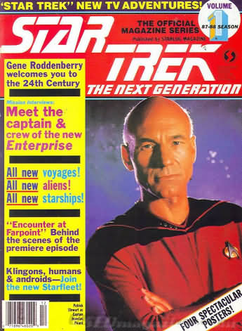 Star Trek the Next Generation Number 1