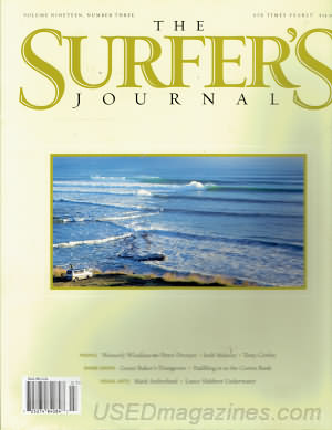 The Surfer's Journal Volume 19 Issue 3