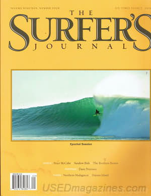 The Surfer's Journal Volume 19 Issue 4
