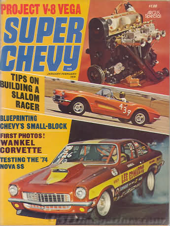 Super Chevy January/February 1974