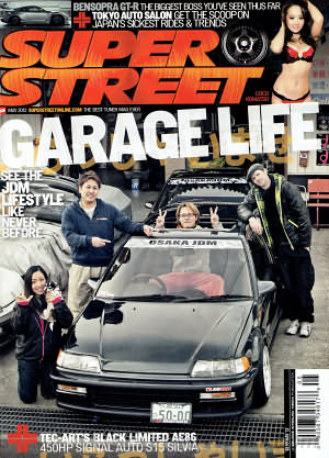Super Street May 2012