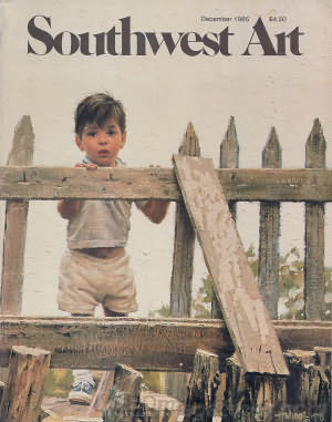 Southwest Art December 1985