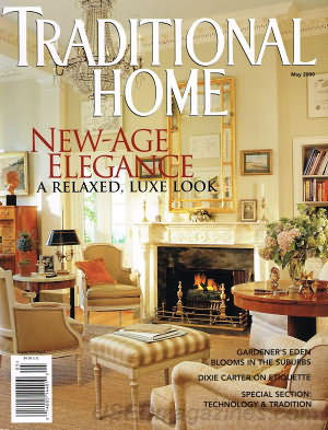 Traditional Home May 2000