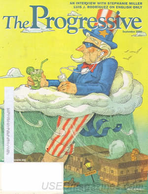 the Progressive September 2006