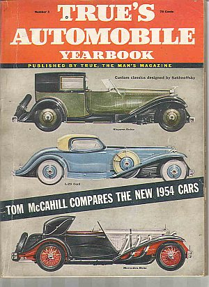 True's Automobile Yearbook 1954