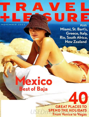 Travel & Leisure November 2003
