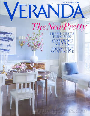 Veranda March/April 2014
