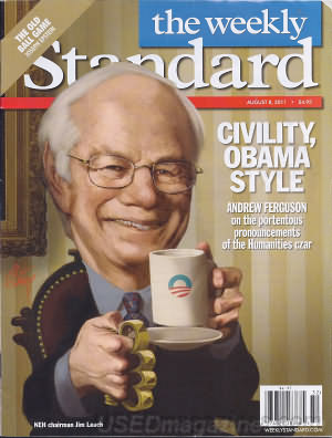 the Weekly Standard August 08, 2011