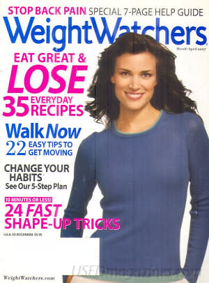 Weight Watchers March/April 2007