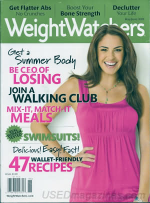 Weight Watchers May/June 2009
