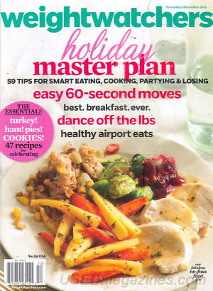 Weight Watchers November/December 2013