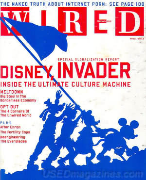 Wired February 2002