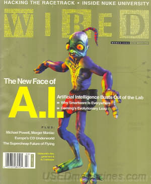 Wired March 2002