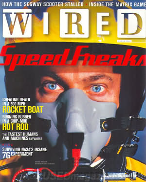 Wired March 2003