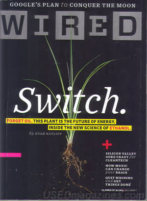 Wired October 2007