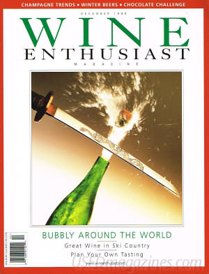Wine Enthusiast December 1999