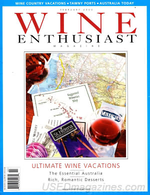 Wine Enthusiast February 2000