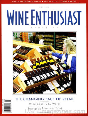 Wine Enthusiast May 2004