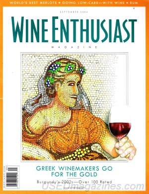 Wine Enthusiast September 2004