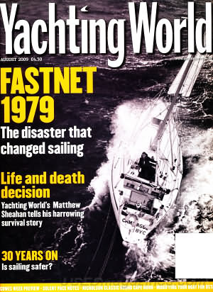 Yachting World August 2009